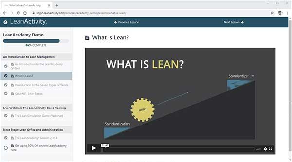 Lean Platform