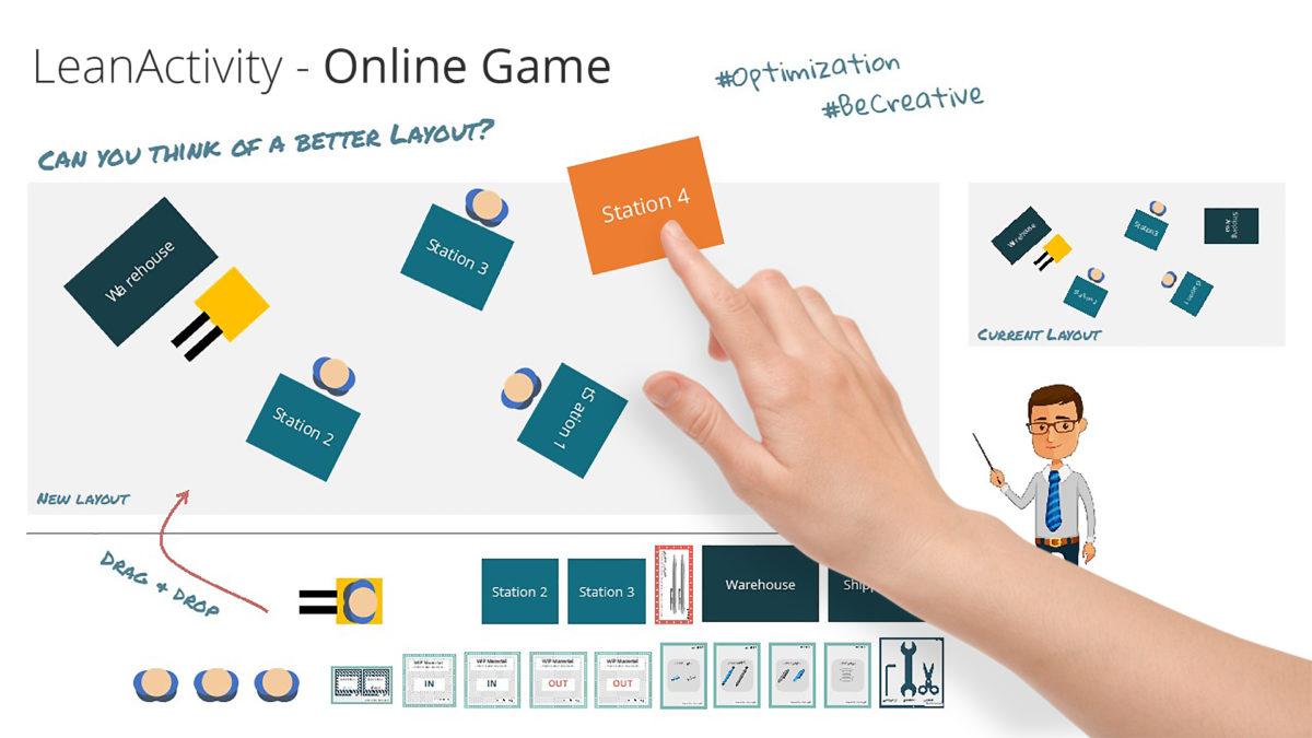 Lean Online Game